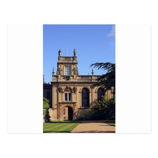 Balliol College Oxford Post Cards