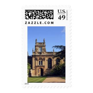 Balliol College Oxford Stamps
