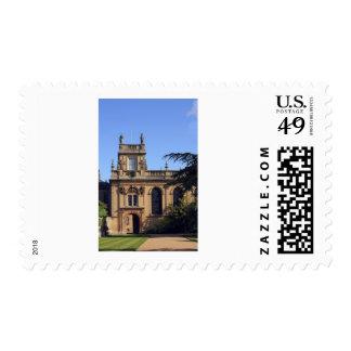 Balliol College Oxford Postage