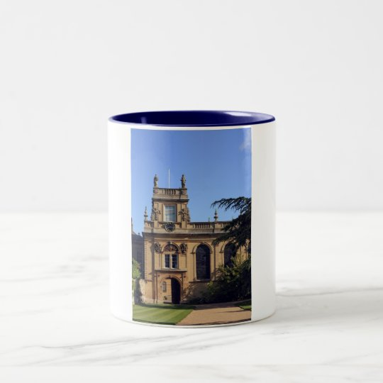 Balliol College Oxford Two-Tone Coffee Mug