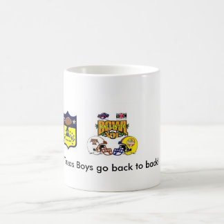 Ballistic Bowl 7 Mug