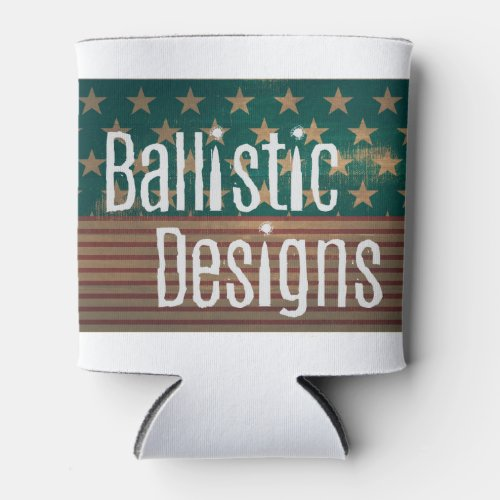 Ballistic Designs Can Cooler