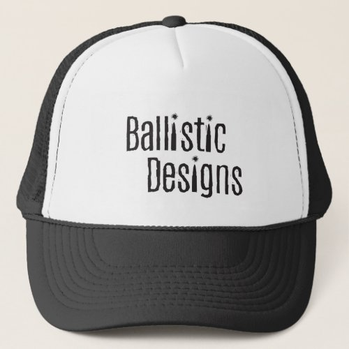Ballistic Designs Hat