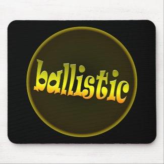 ballistic mouse pads