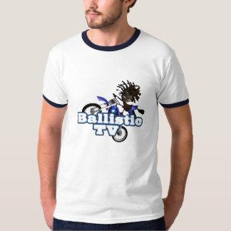 Ballistic TV Kolo Moto T-Shirt