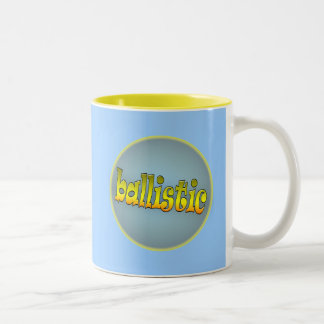 ballistic Two-Tone coffee mug