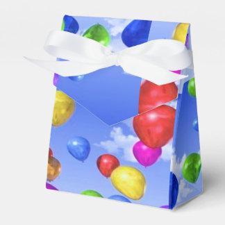 BALLLOON PARTY FAVOR BOX-TENT STYLE1 FAVOR BOX