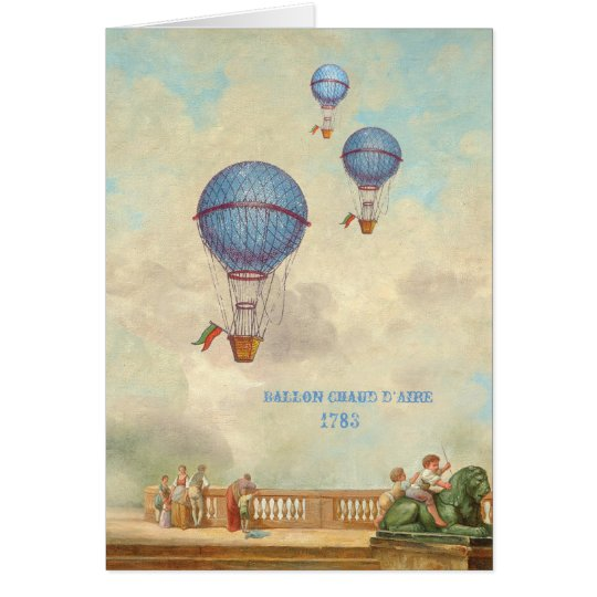 Ballon Chaud d'Aire Card