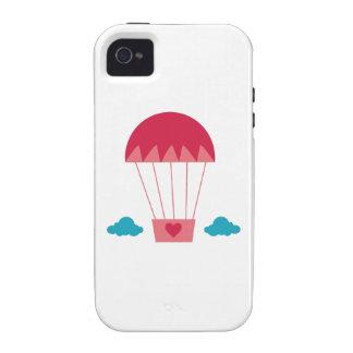 Ballon In Sky iPhone 4/4S Case