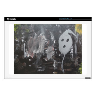 """Ballonface by S B Eazle Decal For 17"""" Laptop"""