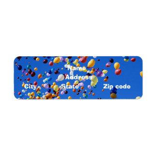 Ballons Label