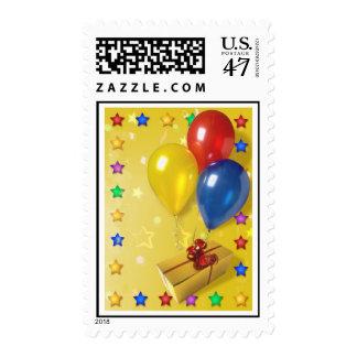 Ballons Postage