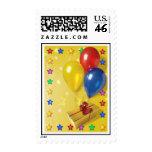 Ballons Stamp