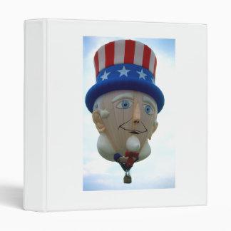 Balloon#33 3 Ring Binder