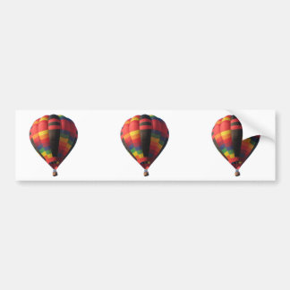 Balloon 3 bumper sticker