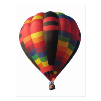 Balloon 3 postcard