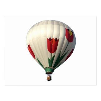 Balloon 6 postcard