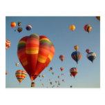 Balloon ABQ-2005-3 Post Cards