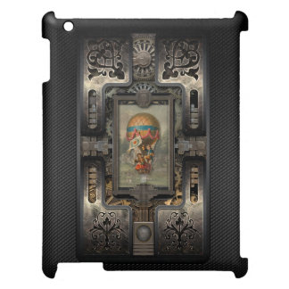 Balloon.Age of Steampunk. Case For The iPad 2 3 4