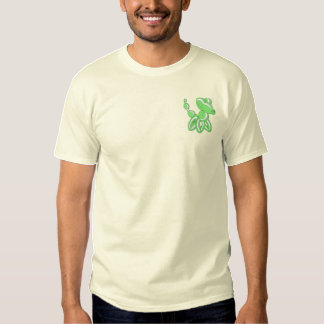 Balloon Animal Embroidered T-Shirt