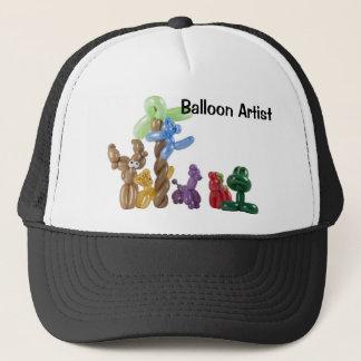 balloon animal group, Balloon Artist Trucker Hat