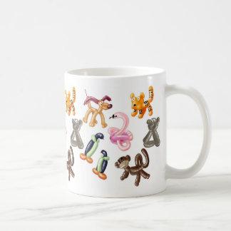 BALLOON ANIMAL PARTY COFFEE MUG