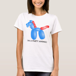 Balloon Animal T-Shirt