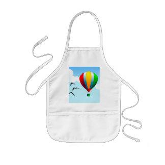 Balloon, apron