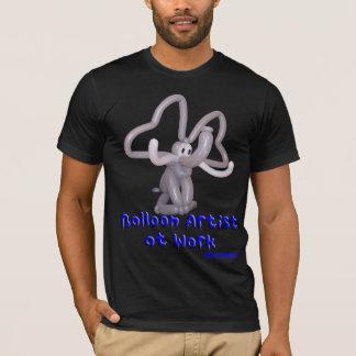 Balloon Artist at Work Elephant T-Shirt