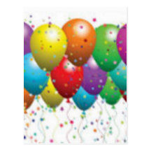 balloon_birthday_card_customize-r11e61ed9b9074290b postcard