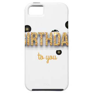 balloon birthday design iPhone SE/5/5s case