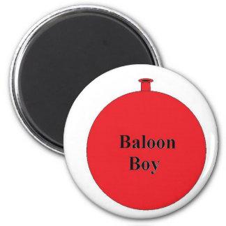 Balloon Boy 2 Inch Round Magnet