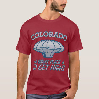 balloon boy falcon heene colorado T-Shirt