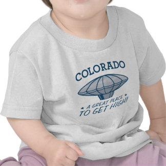 balloon boy falcon heene colorado t-shirts