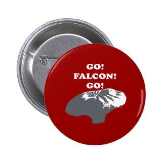 Balloon Boy - Go Falcon Go 2 Inch Round Button