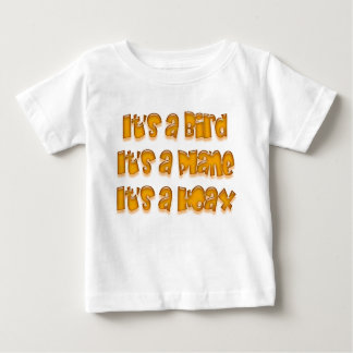 Balloon Boy Hoax Baby T-Shirt
