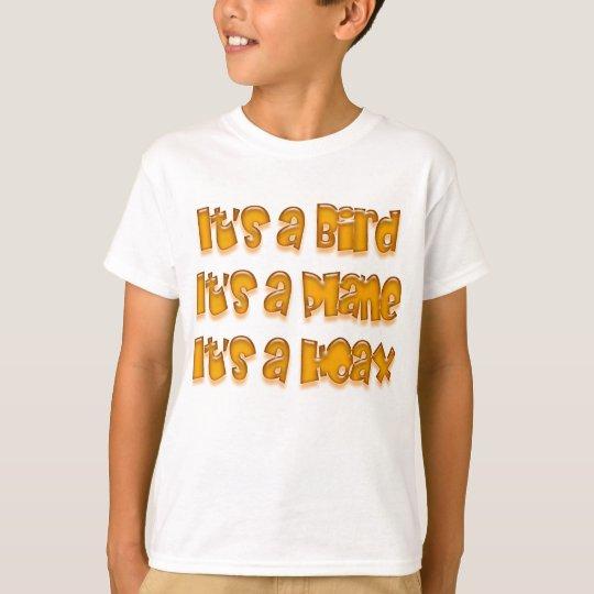 Balloon Boy Hoax T-Shirt