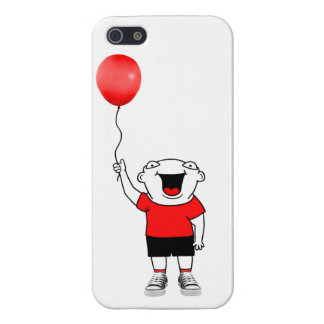Balloon Boy Case For iPhone 5