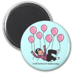 Balloon Boy Magnet