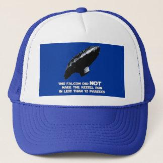 Balloon Boy Millennium Trucker Hat