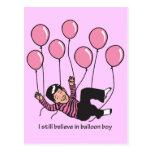 Balloon Boy Postcards