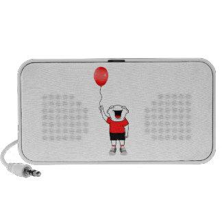 Balloon Boy Travel Speaker