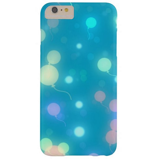 Balloon  barely there iPhone 6 plus case