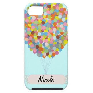 Balloon Celebration iPhone SE/5/5s Case