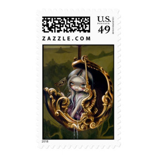 """""""Balloon Chariot"""" Stamp"""