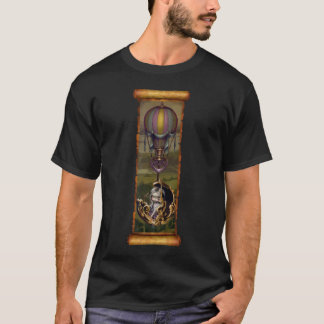 Balloon Chariot steampunk Shirt