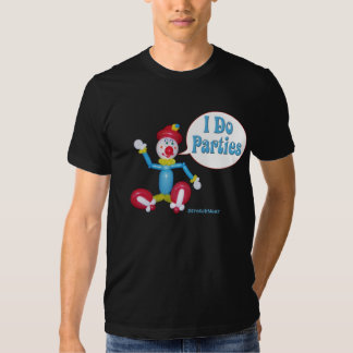 Balloon Clown - I Do Parties Shirt