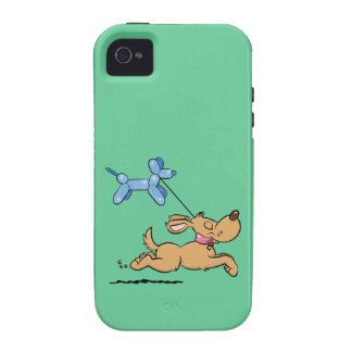 Balloon Dog iPhone 4/4S Cases