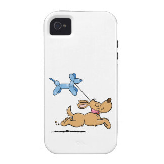 Balloon Dog iPhone 4/4S Covers