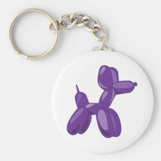 Balloon Dog Keychains
